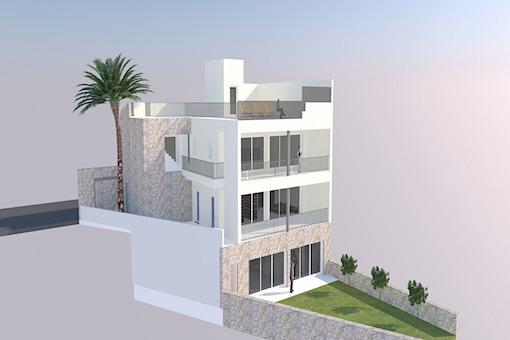 дома на S'Alqueria Blanca