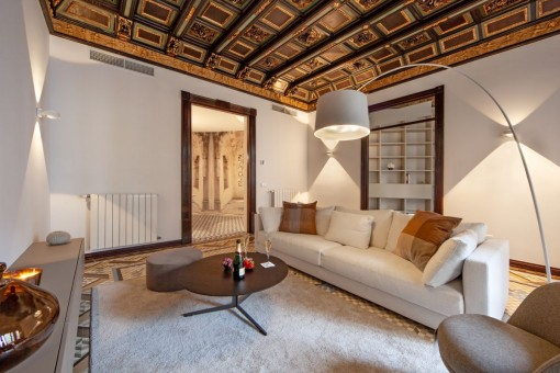 Luxury old apartment in central Alstadtlage of Palma