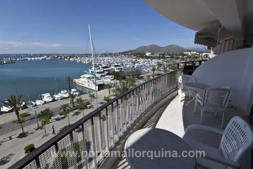 квартиры на Puerto Alcudia