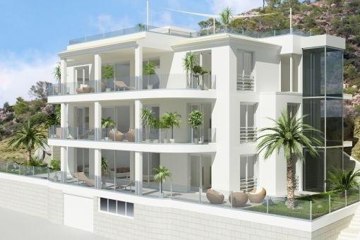 квартиры на Puerto Andratx