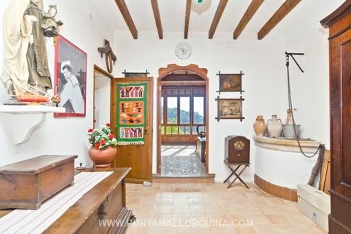 дома на Valldemossa