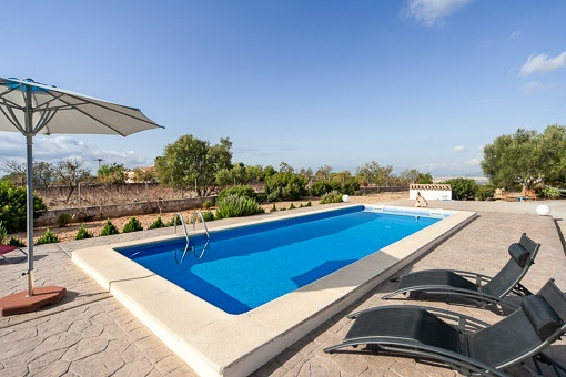 Beautiful rural property in a quiet area and close to Palma, Portol
