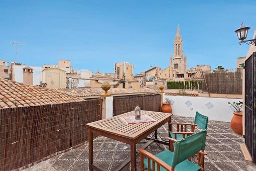 дома на Palma de Mallorca Old Town