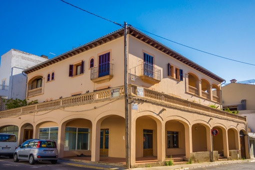 дома на Cala Ratjada
