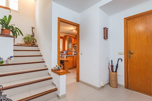 Fabulous terraced house in central location of Portals Nous