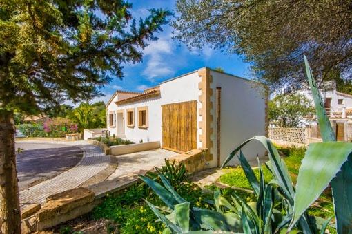 дома на Alcudia