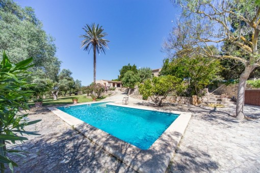 Wonderful estate with stunning panoramic views in Son Carrio
