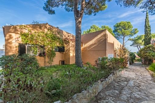 дома на Cales de Mallorca
