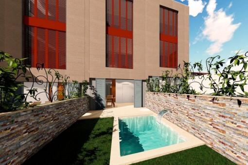 дома на Puerto Andratx