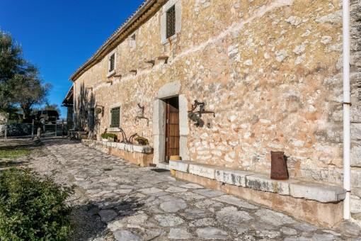 коттеджи на Mancor de la Vall