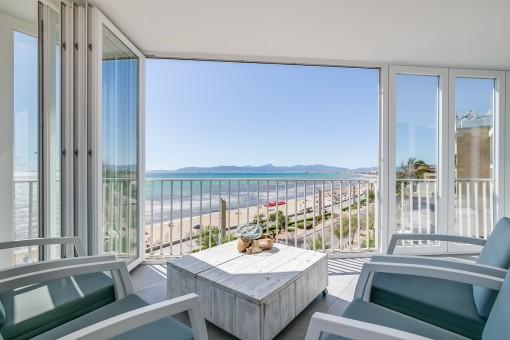 Breathtaking, elegant and exclusive apartment...
