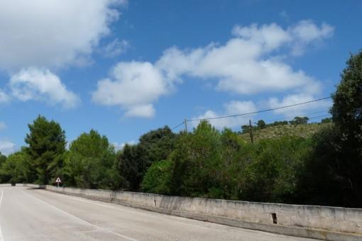 земельные участки на Canyamel