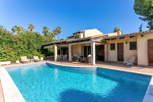 Spacious and quietly-situated villa in Bonaire...