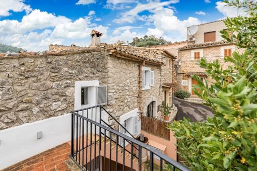 дома на Mancor de la Vall