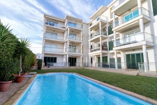 квартиры на Cala Pi