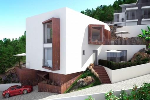 дома на Santa Ponsa