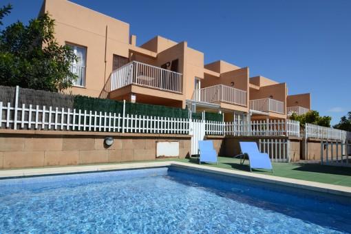 дома на Puerto Alcudia