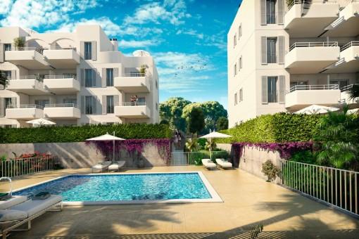 квартиры на Cala d'Or