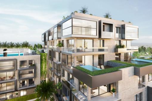 квартиры на Portixol