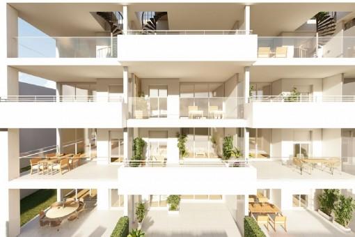 квартиры на Cala Ratjada