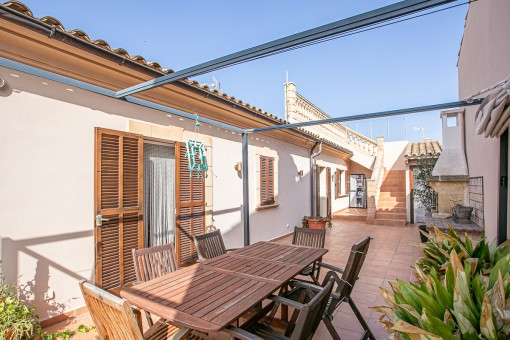 Detached house meeting very high standards in a quiet area in Capdepera
