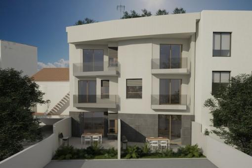 квартиры на Ciudad Jardin