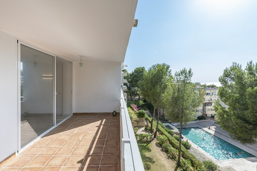 Newly-renovated apartment very close to the beach in Santa Ponsa
