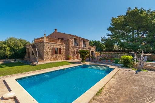 дома на Villafranca de Bonany