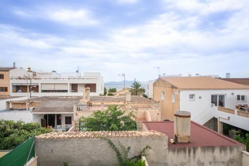 дома на Colonia de San Pedro