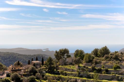 дома на Galilea