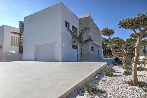 дома на Puig de Ros